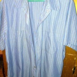American Linen mans shirt